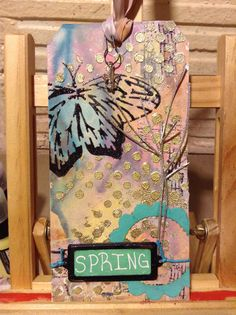 Twelve Tags of 2015 March