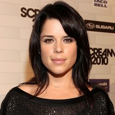 Canadian Actor Neve Campbell