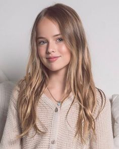 Kristina Pimenova Instagram, Girls Black Dress, Girl Model, Beautiful Children, Long Hair Styles, Lady, Celebrities, Beauty, Women
