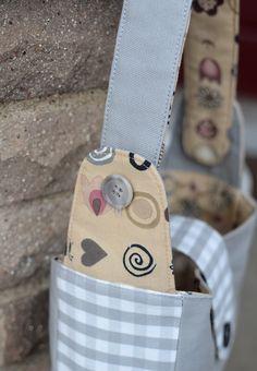 another way to make handbag straps