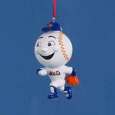 Kurt Adler MLB Mr Met Mascot #MB0025MET