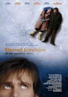 Eternal Sunshine of the Spotless Mind: Such a sweet & great movie. & the whole cast is amazing. One of my favorite Jim Carrey movies.