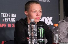 In no rush for title shot, UFC on FOX Rose Namajunas ready to relax 'for a second' Thug Rose, Rose Namajunas, Female Character Inspiration, Woman Face, Ufc, Female Characters, Relax, Women, Female Faces