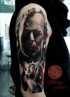 Done by Silvano Fiato. Rate & review tattoo studios and artists at TattooStage.com #tattoo #tattoos #Ink