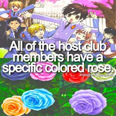 Anime: Ouran High school Host Club