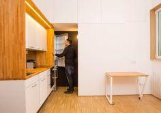 Loft JERTE. Madrid : Casas de estilo minimalista de Beriot, Bernardini arquitectos