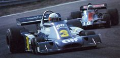 1976 Tyrrell P34 - Ford (Jody Scheckter)