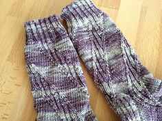 Ravelry: Scribble Socks pattern by Theresia Lew