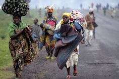 More than 1,100 women are raped every day in the Democratic Republic of Congo, studyreports[EPA]