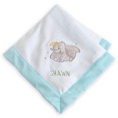 DUMBO Plush Blanket – Personalizable
