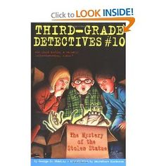 Third-Grade Detectives another early reader book series