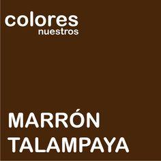 #Quimex #Marron #Talampaya #ColoresNuestros #Argentina #ColoresArgentinos #Pintar #Pintura #Hogar #Casa #Deco