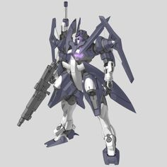 GNX-604T Advanced GN-X (aka Advanced Jinx, Jinx), is an upgraded GN-X that is featured in Mobile Suit Gundam 00V and Mobile Suit Gundam 00V: Battlefield Record. There are two units mentioned in the sidestories, the mobile suits are piloted by Amy Zimbalist and Deborah Galiena. Front