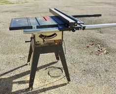 Table saw dust collection dust collection pinterest collection fence upgrades for craftsman table saw by jarodmorris lumberjocks woodworking community keyboard keysfo Choice Image