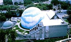 Planetarium of Rio de Janeiro