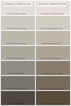 How To Choose The Perfect Grey Paint Color Claire Brody