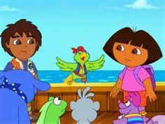 dora the explorer go diego go - Bing images | Dora The ...