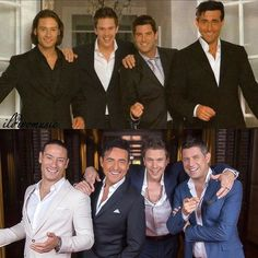 Love these two photos @ildivomusic  great comparison thanks for sharing  Repost By ildivomusic:  Almost 15 years ago... and day after day they shine more and more...   @ildivo is a very special gift from God to us and well save it in our souls...  #Forever  __________________________________ #vip#famous#ildivo #ildivotour2018 #ildivoofficial #ildivours #ursbuhler #davidmiller#divodavidmiller#sebdivo #sebastienizambard #carlosmarin #carlosmarinildivo #cuteguys #goodguys #classicalcrossover…