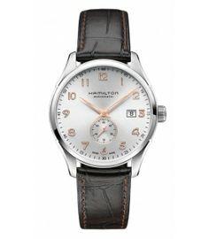 Hamilton Jazzmaster Maestro Small Second Auto H42515555 #reloj #watch