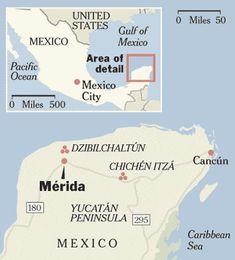 Merida, Yucatan... :)