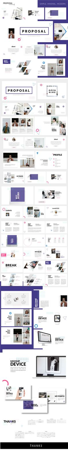 23 best business presentation templates images on pinterest proposal business presentation template business powerpoint templates download here wajeb Gallery