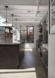 Our Kitchen - Photo by Tim Crocker