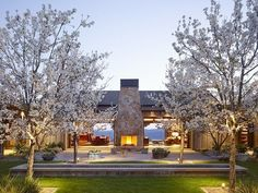 Napa Valley Residence, Backen, Gillam & Kroeger Architects | Remodelista Architect / Designer Directory