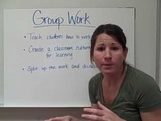 Group Work in a Flipped Classroom