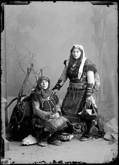 Albanian highland women
