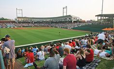 UNCG, Greensboro Grasshoppers team up to host Fan Appreciation Night Grasshoppers, Athletics, Baseball Field, Appreciation, Fan, Night, Hand Fan, Fans