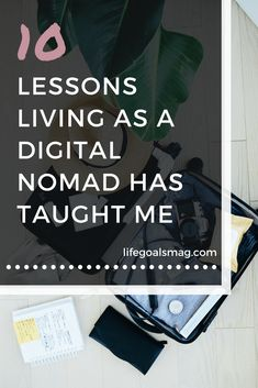 lessons living as a digital nomad and traveling the world full time. if you dream of being a travel influencer or working remotely while adventuring abroad, click through to read these tips. Career Goals, Life Goals, Tourism Marketing, Build A Blog, Go Getter, How To Treat Acne, Starting Your Own Business, Digital Nomad, New Hobbies