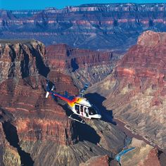 Grand Canyon - Golden Eagle Tour of the #GrandCanyon Helicopter Tour #LasVegas