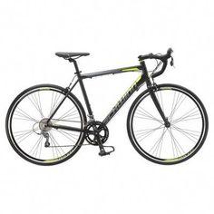 d2eea3ada0b Schwinn Men s Phocus 1600 28 Drop Bar Road Bike - Black