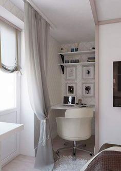 спальня в дизайне 4-комнатной квартиры