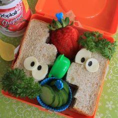 fun kids lunch box ideas - Google Search