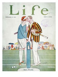 30 Tennis-Themed Magazine Covers Throughout History - Fashionista
