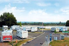 Pitch tip Motorhome port on the Rhine: Urmitz am Rhein - PROMOBIL Recommended by www. Camping Vans For Sale, Big Sur Camping, Camping Trailer For Sale, Camping Cot, Camping Near Me, Van Camping, Campsite, Camping Chairs, Vacation