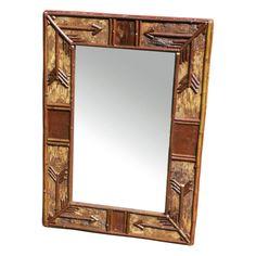 Cisco's Adirondack Beveled Mirror – Cisco's Gallery