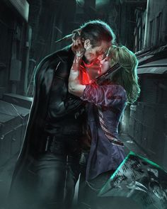 Love this #FlashpointBatman #art from @bosslogic - if they don't cast #JeffreyDeanMorgan and #LaurenCohan as Thomas and Martha Wayne for the new #Flash movie then they've done the fans a great disservice in my opinion. You listening #DCEU? The actors wanna' do it! The fans want them to do it. This should be a no-brainer. And if you haven't checked out  #Flashpoint: #Batman yet it's possibly one of the best Batman #Elseworlds stories I've ever read! Only 3 issues long. Get it! #ThomasWayne…