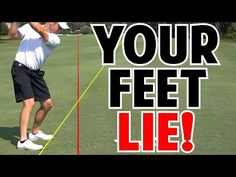 Golf Alignment Myth | Why Your Feet Lie - YouTube