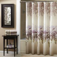 nintendo super mario shower curtain - bed bath - shower curtains