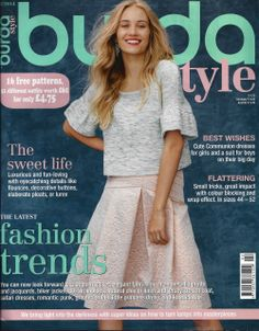 Sew Much Fabric - Burda Style 02/2014, $11.00 (http://stores.smfabric.com/burda-style-02-2014/)