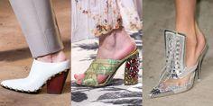 The Top 7 Shoe Trends from Spring 2016  - HarpersBAZAAR.com