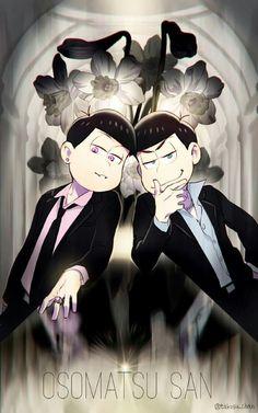 Narcissus - Takos at Osomatsu-san All Anime, Anime Guys, Osomatsu San Doujinshi, Ichimatsu, Haikyuu Anime, Seulgi, Mafia, Geek Stuff, Animation