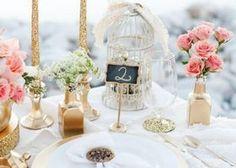 可愛すぎ♡ジャイアントペーパーフラワーを使った結婚式のアレンジ方法6選*
