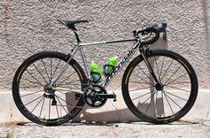2016 WorldTour team bikes guide   Cannondale Bike Manufacturer: Cannondale Road bikes (models): SuperSix EVO/Synapse Time trial model: Slice Wheels: Mavic Components: Shimano