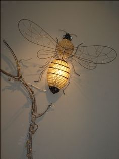 bee wall sconce for dior paris
