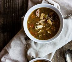 Spicy Crab Gumbo — The Whole Bite