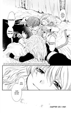 Akatsuki no Yona vol.18 chapter 105 : A Red Star Ascends page 29 - Manganel.com
