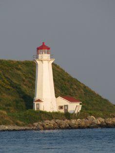 across from the Halifax boardwalk East Coast Travel, Atlantic Canada, Prince Edward Island, New Brunswick, Newfoundland, Nova Scotia, Cathedral, Around The Worlds, Light House